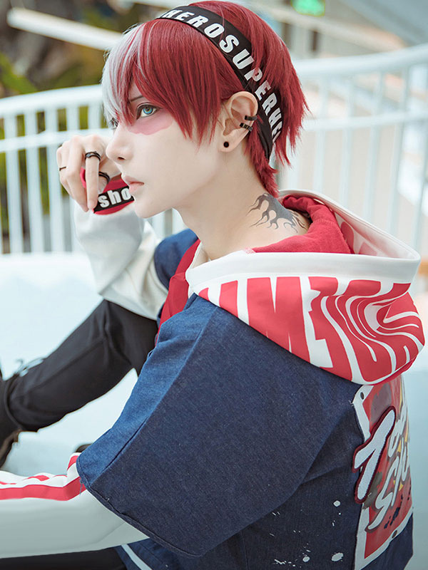 Boku No Hero Academia BNHA Shoto Todoroki Halloween Cool ...