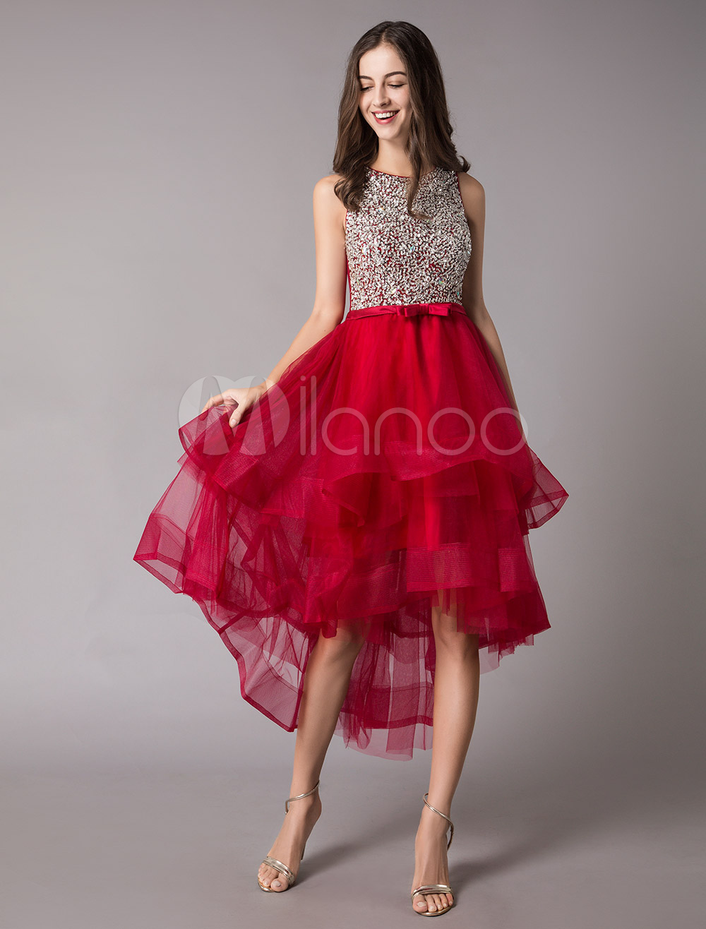 Vestidos de fiesta cocktail 2019