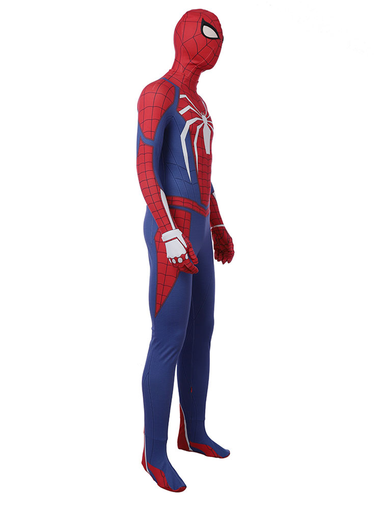 Marvel S Spider Man Ps4 Game Halloween Cosplay Costume