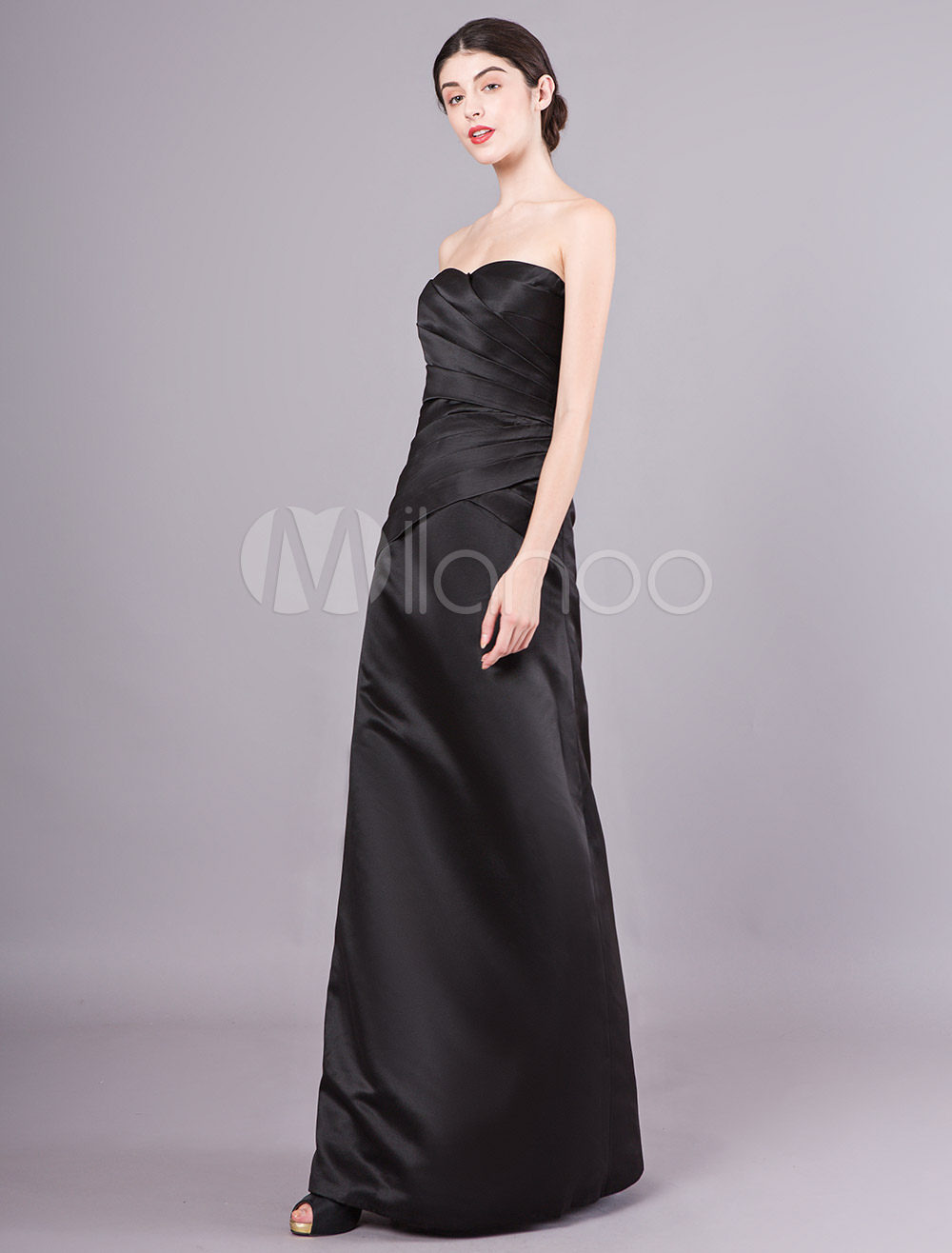 bae862e9dc5 Black Strapless Prom Dresses - Data Dynamic AG