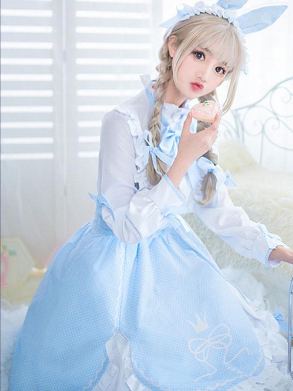 Love Nikki Nikki Cosplay Game Anime Gilr Princess Lolita