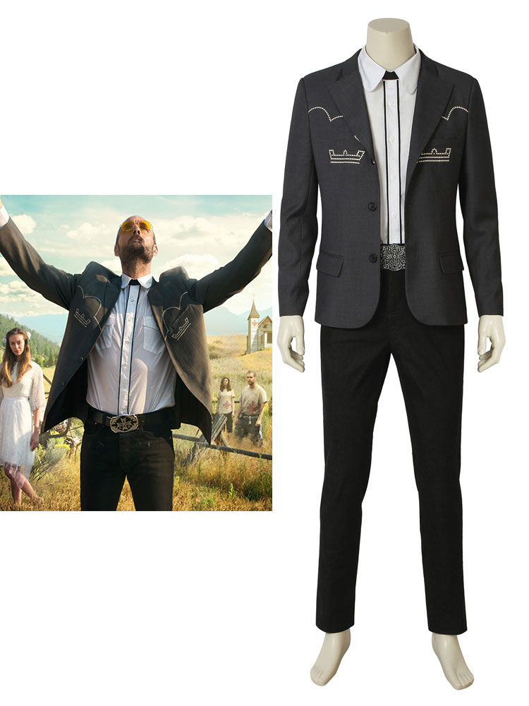 Far Cry 5 Inside Eden S Gate The Father Joseph Halloween Cosplay Costume Milanoo Com