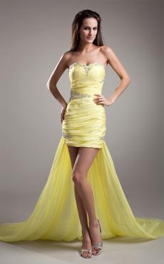 4fb37ae68609 Vestito corto davanti e lungo di dietro – Modelli alla moda di abiti ...
