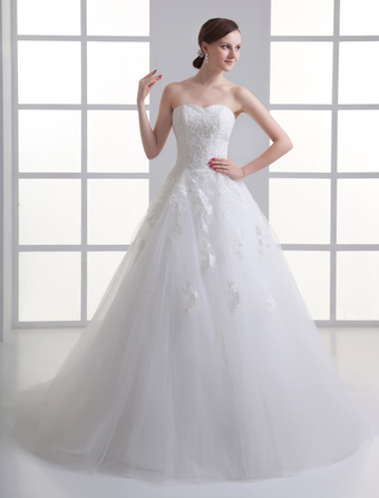 Female wedding dresses