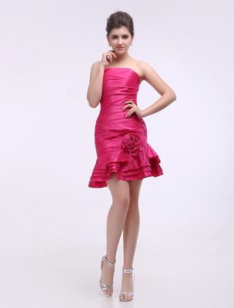 Vestidos Color Vino Tinto Moda Mujer Preventa Disfraces