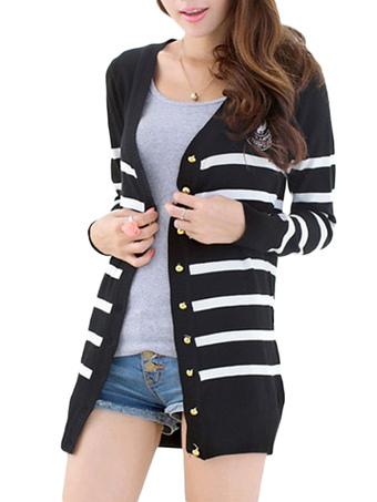 Stripeds Cardigans