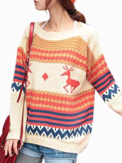 Oversized Christmas Sweater