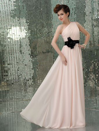 a34496a35243 Pink-One-Shoulder-Sash-Evening-Dress-234958-1043572.jpg