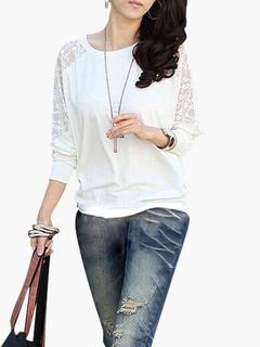 V-Neck Modern T-shirt For Women