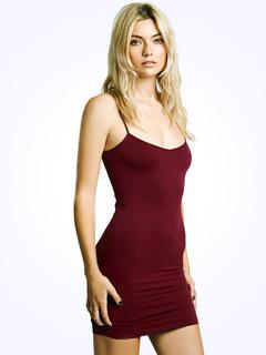 Mini Bodycon Dress Sleeveless Straps Summer Fashion