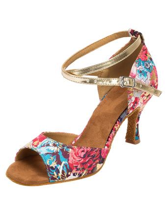 Zapatos Floral Zapatos Con Estampado Estampado Con b7vYgyf6
