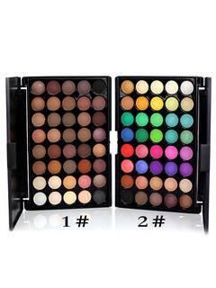 Multicolor Eyeshadow Palette 40 Colors Eyeshadow Compact