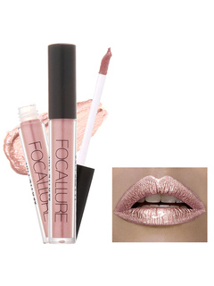 Glittering Lip Gloss Metallic Liquid Long Lasting Lip Tint
