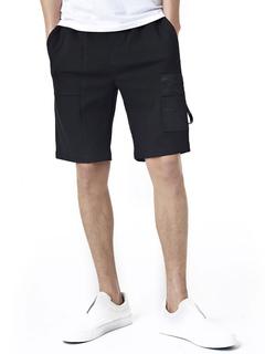 Men's Black Shorts Casual Summer Short Cargo Pants