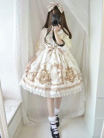 Vestido Lolita En Barato De Línea Comprar 1FclTK3J