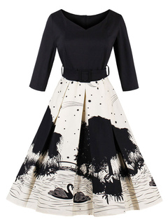 b4d356f0d60f Kleider mit Ethno-Print-kaufen Kleider mit Ethno-Print online ...