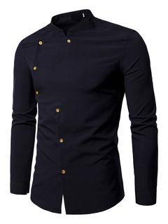 Fashion Men's Dress Shirts, Casual Shirts on Sale, long sleeve men ...