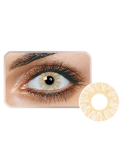 Color Contact Lens Quad Color Small Size Yearly Colored Contact