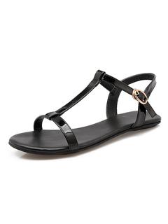Sandales Noires Dos Nu Sandales Plates À Bout Ouvert Sandales Plates Femmes Laceup 7EQArnZ1fH