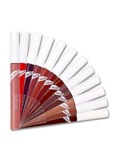 Cosmetics Lip Gloss Matte Long Lasting Liquid Lipstick In 12 Piece For Women