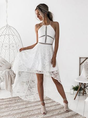 13356ac1724 Shop Women's Lace Dresses Online | Milanoo.com
