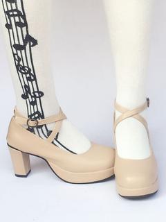 Venta en Español Fantástico volantes PU cuero blanco Lolita sandalias Pedir precio barato Precio más barato del vendedor Venta de Outlet en línea 8ZXZeKX