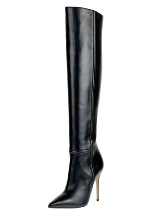 4bf3ae91fd3724 Cuissardes, Cuissardes pas cher, chaussures femmes, chaussures femme ...