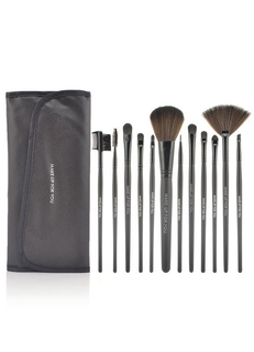 12 Pieces Soft Texture Makeup Brush Sets
