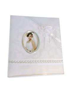 Resin White Elegant Frame And Album Favors