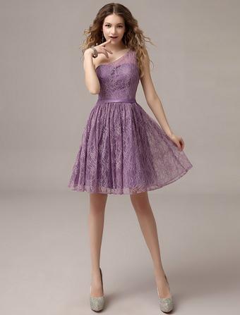 Comprar Vestido De Dama De Honor Corto De Diversos Estilos