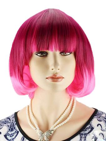 Straight Medium Carnival wig