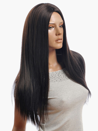 Fashion Centre Parting Long Full Wig