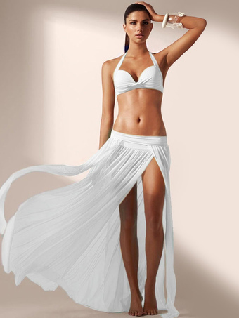 High Split Skirt For Women
