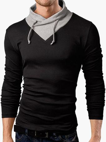 Unique Long Sleeves Man's Hoodie