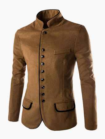 Casual Cotton Men's Blazer