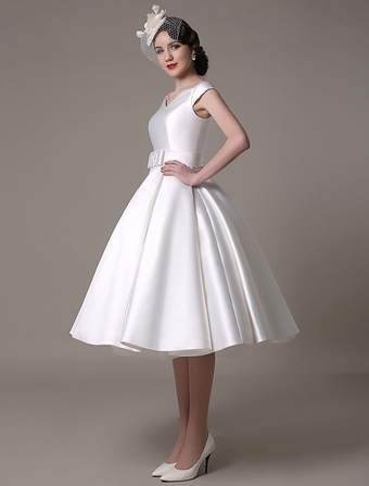 Mini Wedding Dresses, Bridal Gowns for Discount Online from ...