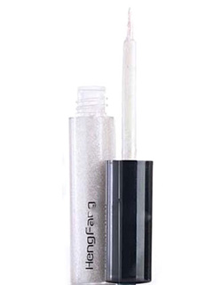 Silver Brightening Skin Liquid Eyeliner for Women