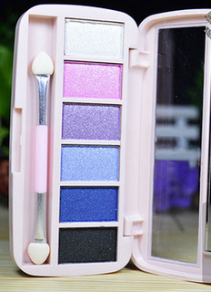 Multicolor Brightening Trendy Eye Shadow Set for Women