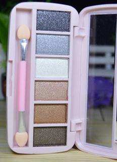 Multicolor Brightening Skin Eye Shadow for Women