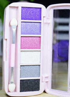 Multicolor Brightening Eye Shadow Set for Women