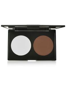 2 Colors Pressed Powder Makeup