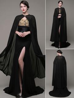 detailed look 91efd eeba1 mantella di pelliccia - Abbigliamento Donna Costumi ...