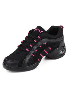 Aktuelle Damen Freizeitschuhe Schuhe Keilabsatz Sneakers 5296 Schwarz 38