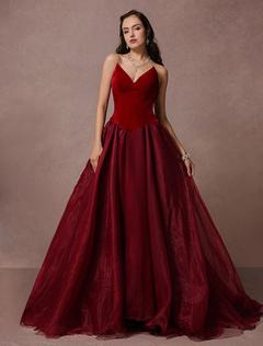Robe de soiree chic et glamour 2018