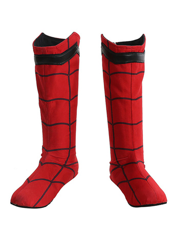 c806e9ca2249 Lucca Comics 2019 Scarpe Cosplay di Film Halloween Spider Man Homecoming Marvel  Comics