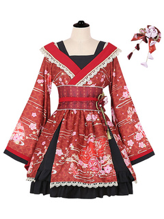 オンラインで安いロリィタドレスを購入 Milanoojp