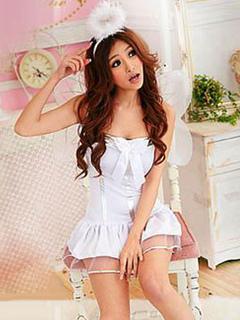 a5f8e9ae6 Vestido sexy da angelo bianco Vestido da donna bianco