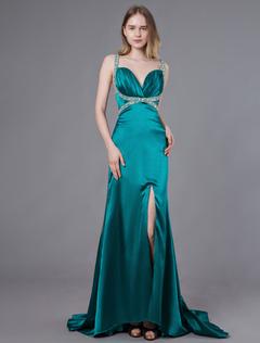 premium selection a0db0 7d82a abiti lunghi con coda che si stacca - Abbigliamento Donna ...