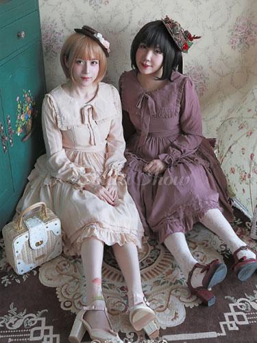 gekräuselte Lolitashow Bogen Lolita Kleid klassische Milanoo Lolita WEDHIY29