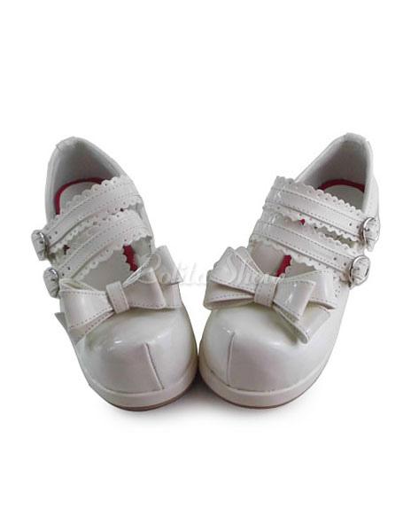 Zapatos Lolita Mate Blancos Lazos Canadians264 512 - Botines Mujer  Zapatillas para Hombre Skechers You-Rise O44ynD